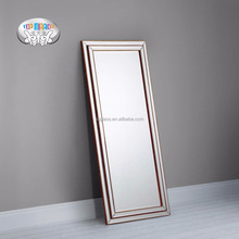TOP MIRROR JSJ-M1225 modern design wood framed mirror/ful length mirror for home decor