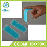 Fever Reducing Cool Patch/ Cool Gel Patch For Kids( OEM for your own logo, brand, packaging, paper box)