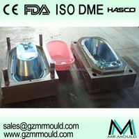 rapid manufacturing high quality plastic injection mould