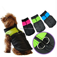 Pet clothes Puppy Dog zip-up winter clothes PC23