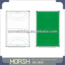 Double sided Magnetic Basketball or Soccer Coaching Board