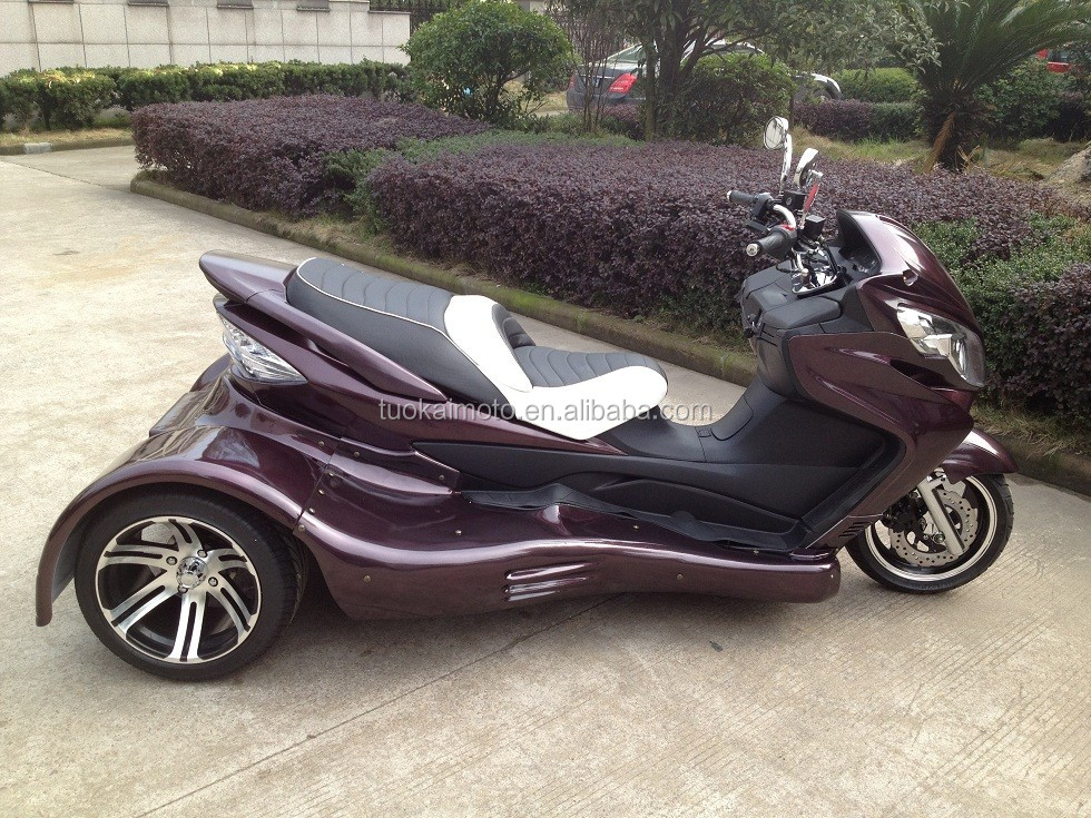 3wheels motorccyle 300cc/trike 300cc scooter (TKM300-L1)