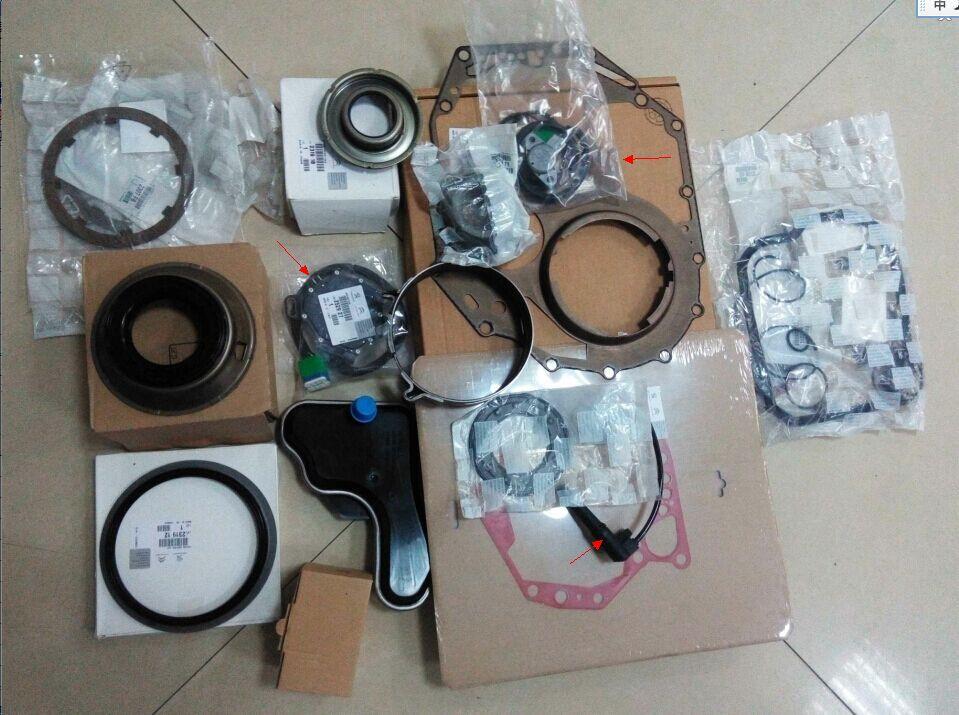 Honda Mobile Al >> Automatic Transmission Supper Master Kit Al4 Dpo Transmission Repair Kit - Buy Automatic ...