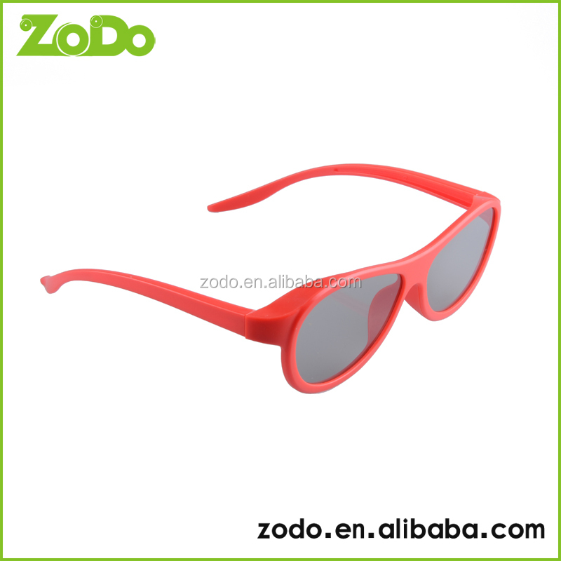 Environal 3D video plastic glasses wholesale on India