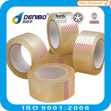Low noise bopp clear adhesive packing tape without bubbles