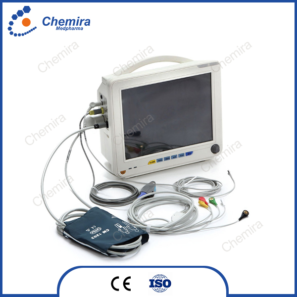 MP-8000G ambulance transport Cardiac etco2 holter monitor cheapest patient monitor price