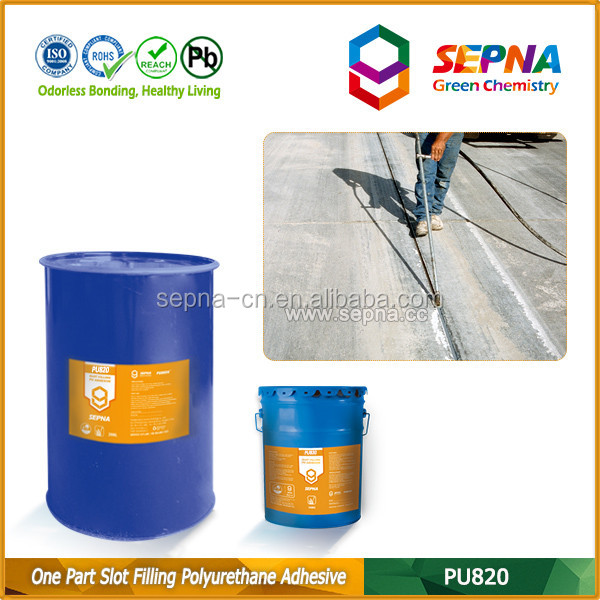 Protect and Seal Driveways Poured Concrete Chemicals PUJoint Sealant