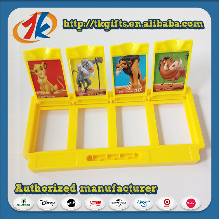 Promotional Set Funny Memory Game With Cheap Piece