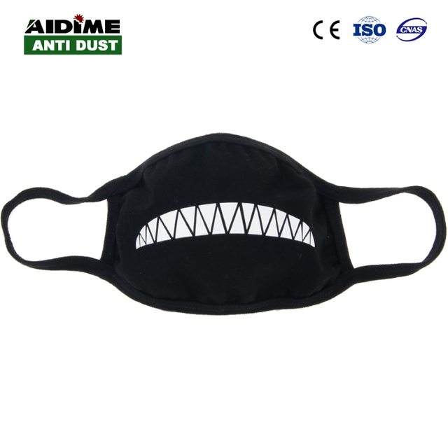 3D Face mask Respirator Against Particulate Anti-odor Face Mask