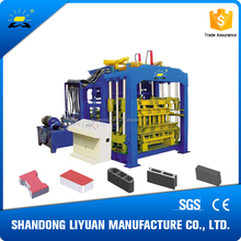 QT8-15 used concrete block making machine for sale