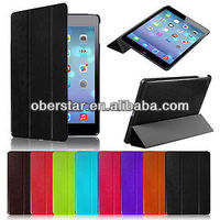 Ultra Slim for Apple iPad Mini with Retina Smart Leather Case Cover