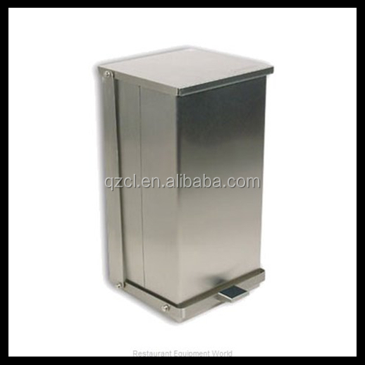 Custom-made stamping parts stainless steel trash cans