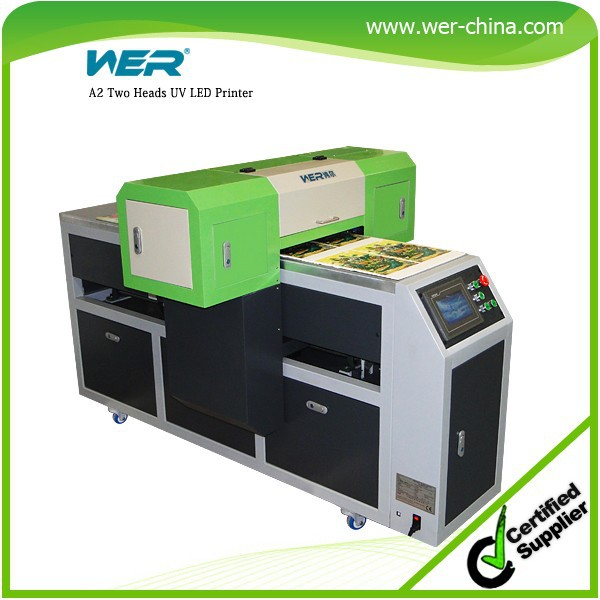 digital ceramic printer a2 size smart LCD touch screen & FREE rip software ceramic inkjet printer