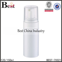 120 / 150ml make up empty foam pump bottle suppliers