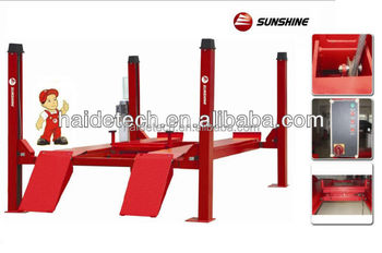 manufacture+sunshine brand four post lift SXJS4019B