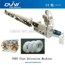 China supplier Easy Operation plastic PERT pipe manufacturing production line