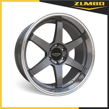 ZUMBO S0040 china carbon fiber disc wheel tyre carbon fiber car rims Replica 15x7 16x9 17x8.5 18x9.5 inch alloy wheel