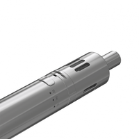 Big Promotion!!!2300mAh Ecig Vapor Joyetech eGo ONE VT Kit Silver and Black Available