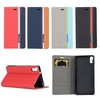 Cellphone Flip Cover Leather Skin Case for Xiaomi Redmi Note 4 / Note 4X With Credit Card Slots