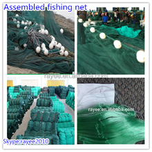 purse sein nets Type and knoted and knotless Knot Type seine nets sale,large through nets