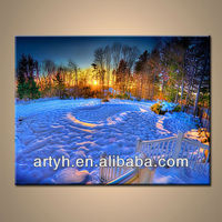 Oil Painting Frame Reproduction Picture