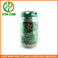 cylinder tin gallon beer can wholesale