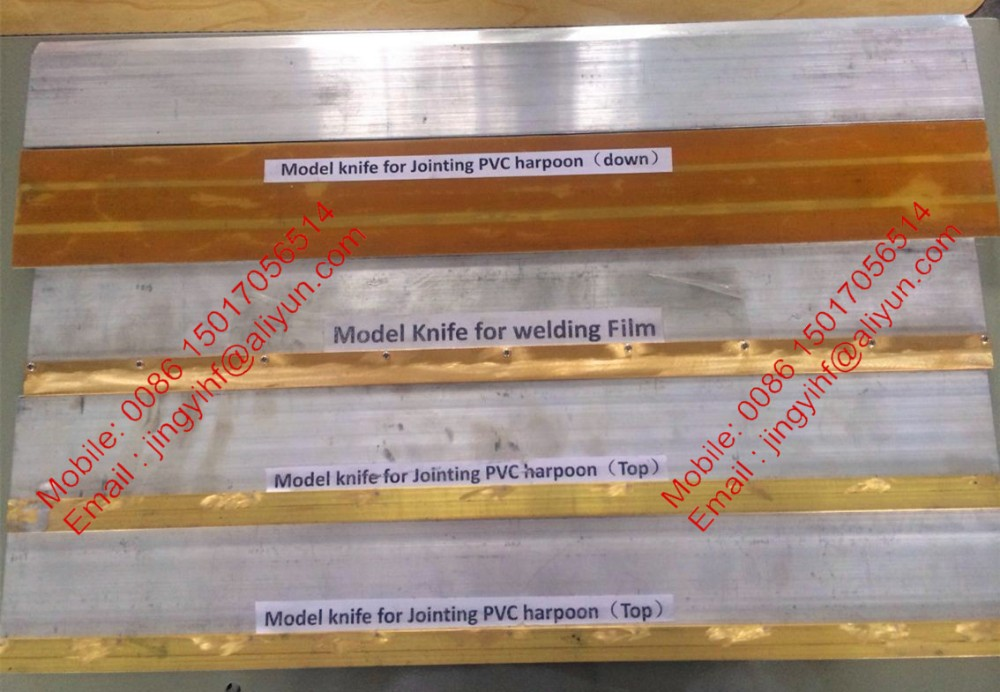 PVC ceiling film welding mould for high frequency welding machine