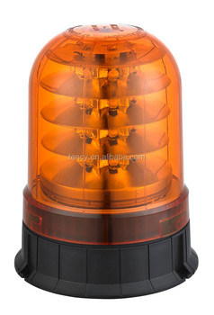 New R65 Super Bright LED Warning light, Car Warning Beacon(KF-WB-13FF),24pcsx3W High Power LED