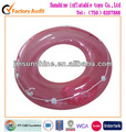 cheapest pvc simming ring /swimming tube