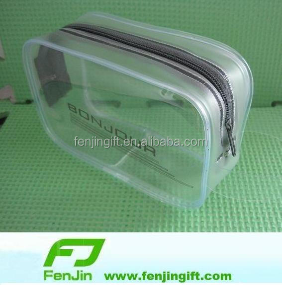 manufacture frosted pvc bag