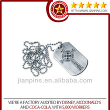 Top selling high quality christian dog tag