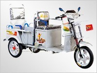 electric passenger tricycle, made in GUOWEI, China