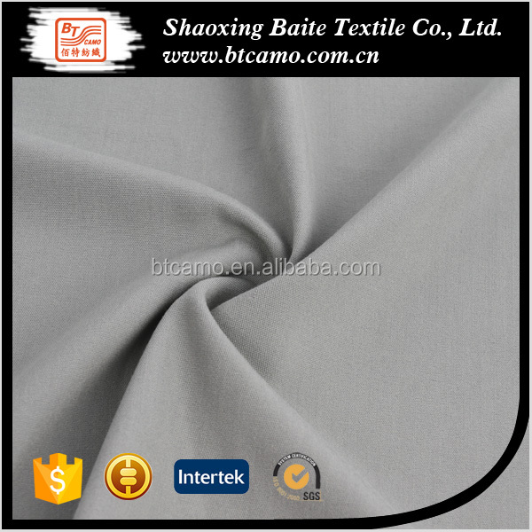 CVC composition ripstop/twill fabric workwear fabric
