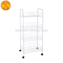 Factory supply cheap kitchen food trolley cart