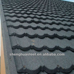 Villa House Construction Materials Factory/Spanish Roofing Tile