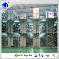 Nanjing Jracking selective metal equipment warehouse steel pigeon hole shelving
