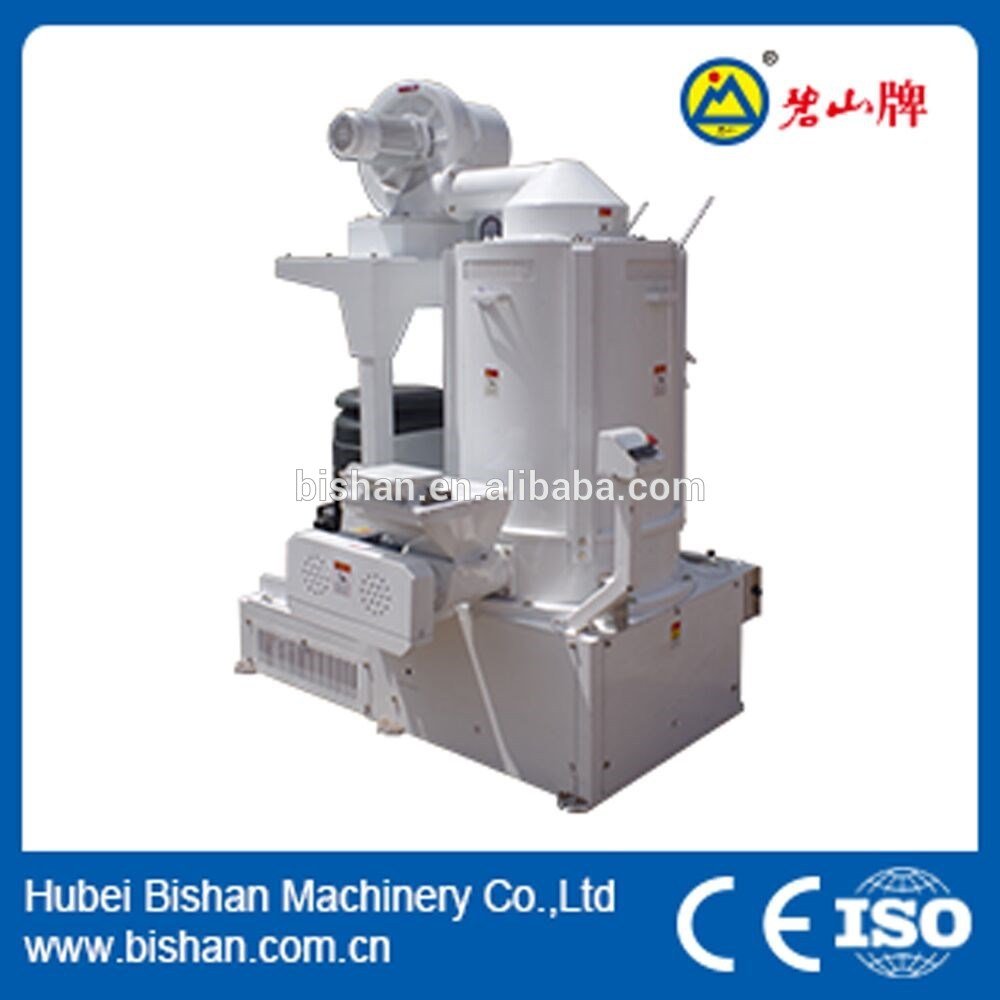 VS150 good complete combined rice milling line mini rice mill