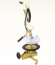 Mobile Oil Dispensing System with Hose Reel