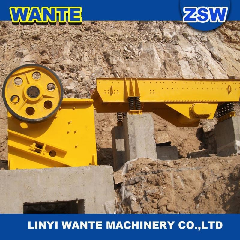 stone crusher low price easy handling low price used vibrating grizzly feeder