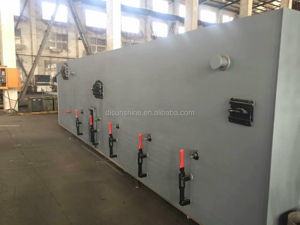 Industrial Automatic high working efficiency horizontal coal briquette burner for sale