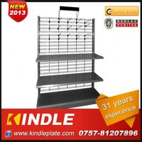 Kindle Professional Customized wooden fruit vegetable display rack with 31 years experience