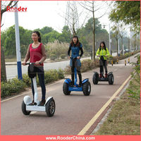 Rooder Best Selling electrical vehicle low price electric chariot scooter