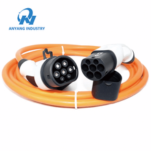 Wholesale 3 Phase 32A Type 2 Male To Female EV Charging Cable