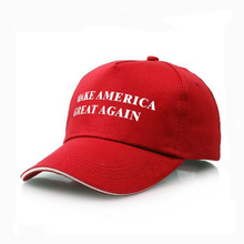 Donald Trump Hat Make America Great Again custom embroidery 5 panel Baseball Cap and hat
