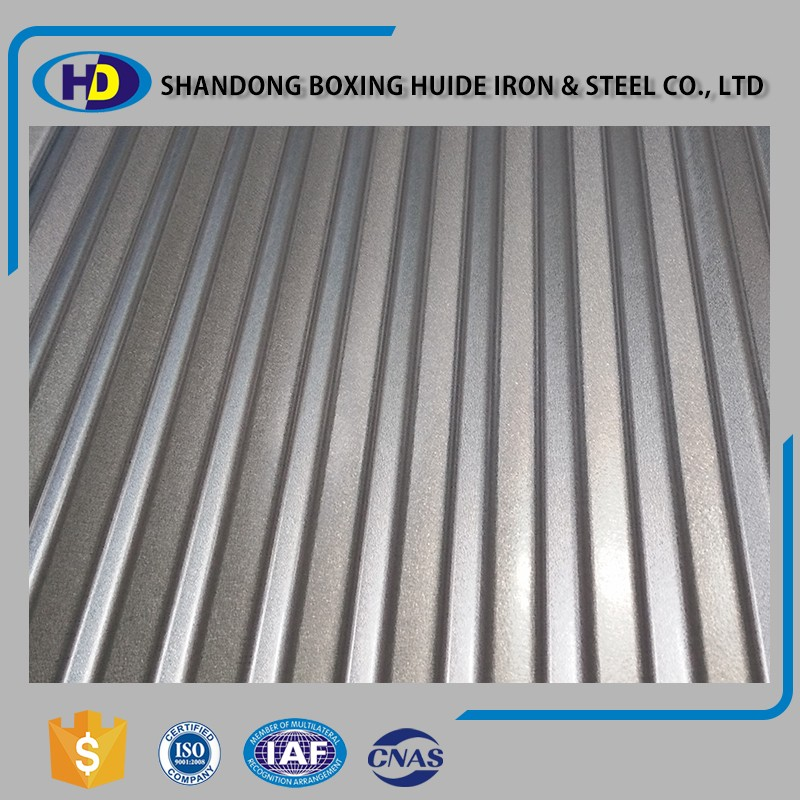 galvanized outdoor stairs wave type roofing iron coil price