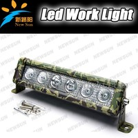 New design 60w off road led light bar,waterproof shockproof 12v led light bar, Military car led light bar