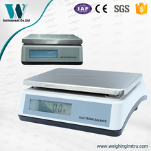 Calibration digital electronic weighing manual balance scale