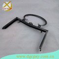 Purse sewing frame with metal handle 18*9.3cm for clutch handbag China supplier