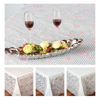 eco friendly durable new fashion anti-slip table cloth
