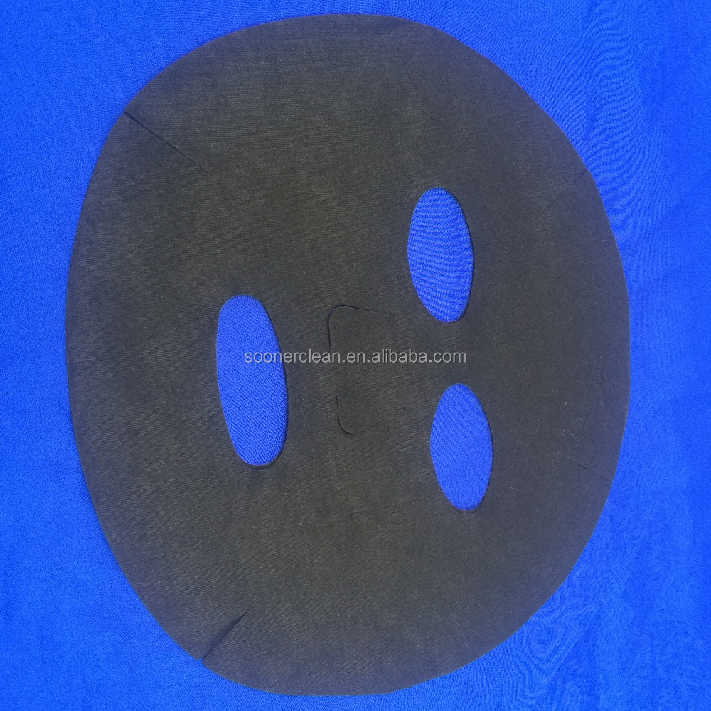High Quality Manufacturing OEM Bamboo Charcoal Fabric Face Mask